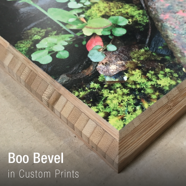 Custom Bamboo Prints