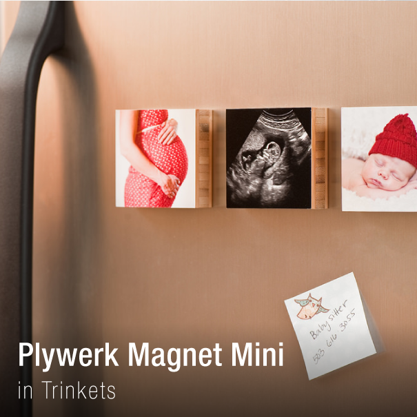 Plywerk Magnet Mini