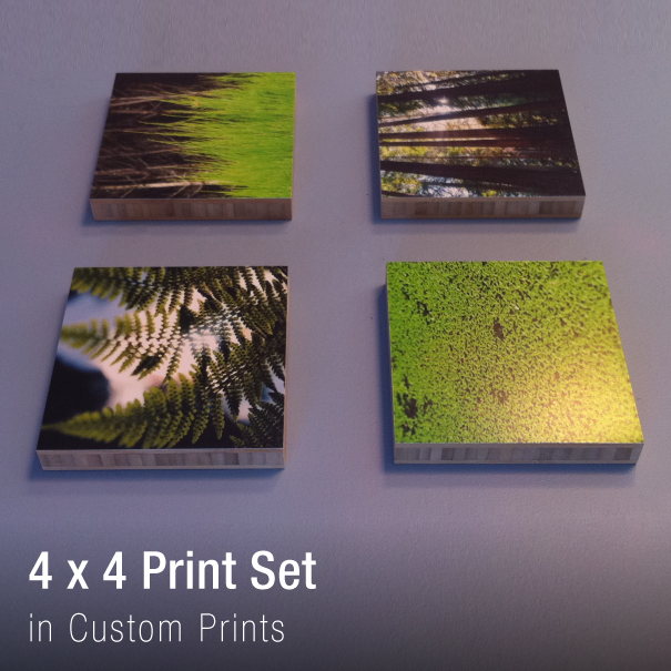 Custom Wood Prints